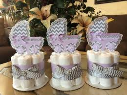 Lavender Baby Shower Decorations Lavender Baby Etsy
