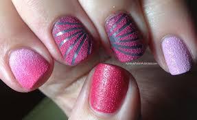 Ashley is PolishAddicted: Textured Nail Art Series Using The Kiko ...