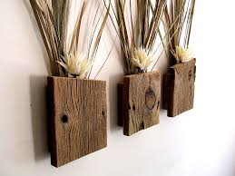 beautiful rustic wood wall decor diy made of natural wood that has been unused coupled with clumps of small straw ornaments and flowers suitable to decorate
