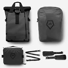 PRVKE Travel and DSLR Camera Backpack with ... - Amazon.com