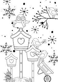 Ausmalbilder ostern für kinder jeden alters! Fensterbilder Winter Kreidestift Marker Kinder Diy Trends