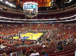 Sixers Game Seating Chart Philadelphia 76ers Lower Seats 76ersseatingchart Com