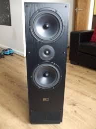 kef 105 speakers. tdl electronics rtl4 hifi speakers. !!!!!! no kef 105 speakers