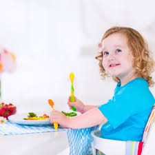 meals for a 2 year old child