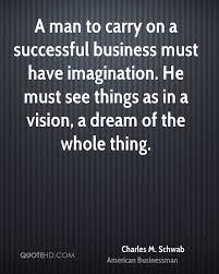 Charles M Schwab Imagination Quotes Quotehd