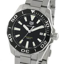 tag heuer aquaracer mens watch luxury watches watches goldsmiths tag heuer aquaracer mens watch