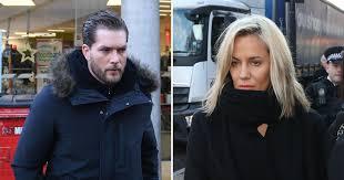 Caroline flack's boyfriend defends star amid assault charge. Caroline Flack Left Instagram Comment By Boyfriend Lewis Burton Metro News