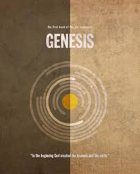 genesis mixed a genesis books of the series old testament minimal poster art number