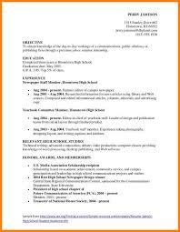 13 Teen Resume Sample G Unitrecors