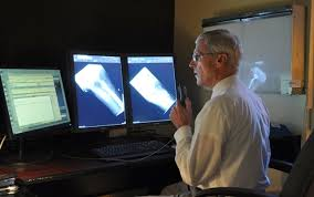 photo essay technology in health care nova scotia health  technology in health care