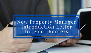 If you write the letter carefully, it can explain the rationale for the. New Property Manager Introduction Letter For Your Renters