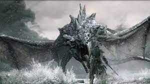 Skyrim Wallpapers Dragon 1080p ...
