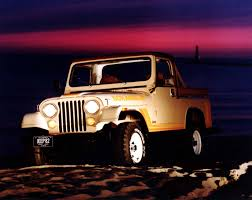 Lost Cars of the 1980s – Jeep CJ-8 Scrambler | Hemmings Daily