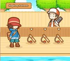 Magikarp Jump Patterns