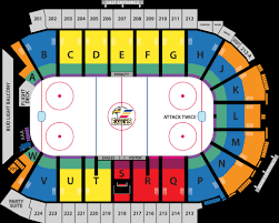 Colorado Eagles Seating Chart Budweiser Event Center Seating Chart Seating Chart