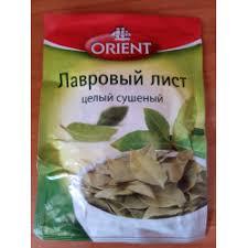 <b>Лавровый лист Orient</b>