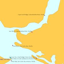 Iona Shores Caloosahatchee River Florida Tide Chart
