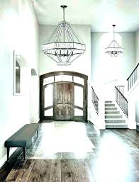 entry lighting ideas foyer lights modern home exterior front ide