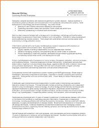 Bioinformatics Resume Sample Bioinformatics Resume Sample Html Version It Objective Statement 10