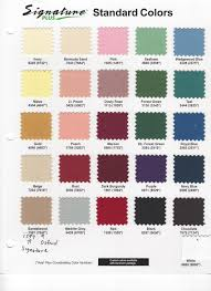Forest Green Color Chart Wm Signature Table Linen Color Chart Fabrics Are Super Soft