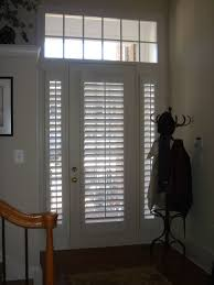 foxy home depot interior shutters at plantation shutters on a front door and sidelights