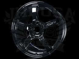 Details About Rays Gram Lights 57cr Wheels Gloss Black 18x9 5 5x120 38 Civic Type R Fk8 Ctr