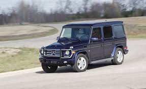 2013 Mercedes-Benz G550 Test | Review | Car and Driver