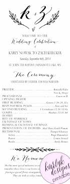 wedding booklet templates catholic