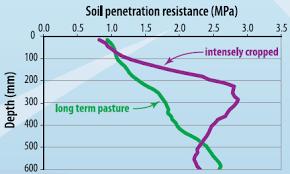 Soil Compaction Chart Soil Compaction Tas Fact Sheets Soilquality Org Au