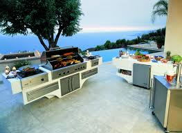 Outdoor Kitchen Design Custom Designed Manufactured Outdoor Kitchens Galaxy Outdoor