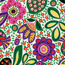 Amazon Vera Bradley Enjoy the Journey Coloring Book Pattern