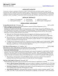 Cosy Industry Resume Scientist In Data Scientist Resume Include