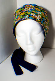 Chemo Cap Pattern Fascinating How To Make A Reversible Chemo Cap Sew A Reversible Chemo Hat