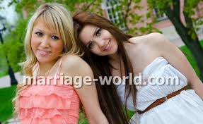 Ukrainian and russian women here