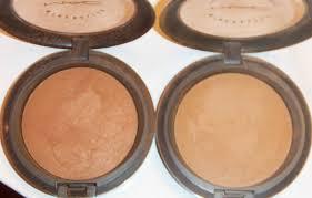 bad hair day mac mineralized skin finish natural dark vs deep