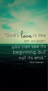 God Love Quotes New God's Love Is Like An Ocean God Thoughts Pinterest Ocean