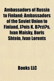 Ambassadors of Russia to Finland | Amazon.com.br