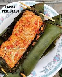 Akhirnya, pepes ikan teri siap disajikan. Pepes Teri Nasi Bahan Teri Nasi Resep Dapur Enak Facebook