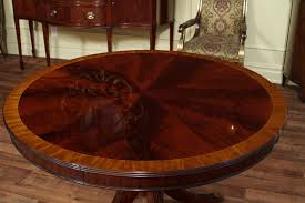 44 inch round dining table with leaf beautiful design