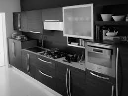 Black Marble Kitchen Countertops Kitchen Cool Black Marble Kitchen Cabinet With Grey Metal