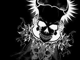 mobile patible cool skull wallpapers loyd sova