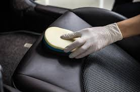 car seats with soap and water leather seats cleaning