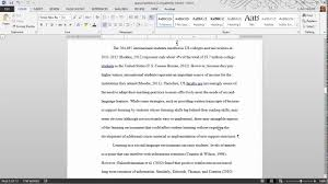 format thesis thesis formatting ms word tips youtube