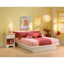 king bed frame wood. Step One Platform Bed King Frame Wood