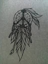 Pictures Of Dream Catchers To Draw Catcher Tattoos 78