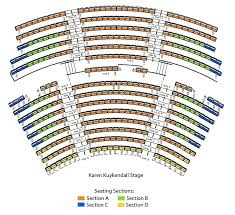 77 High Quality Topfer Theater Seating Chart