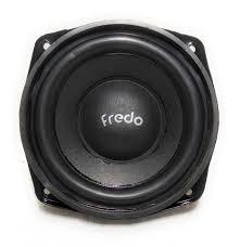 Buy FREDO AI-5Q-IC-SP 350 Watt Subwoofer (Classic Black) Online - Baazaar  Online