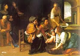 Resultado de imagen para imagenes evangelioEl nacimiento de Juan Bautista. Juan es su nombre.
