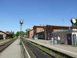 Mölln (Lauenb) station