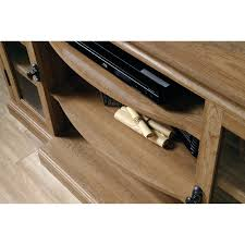 scribed oak effect home. Scribed Oak Effect Home. Sauder Barrister Collection Entertainment Center - Finish | Hayneedle Home